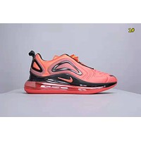 NIKE Air Max 720 Flyknit New fashion couple sports leisure shoes 1#