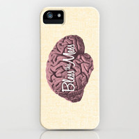 Bless this Mess. iPhone Case by Nick Nelson | Society6