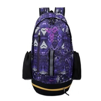 NIKE Fashion Sport Hiking Shoulder Bag Travel Bag Satchel School Backpack