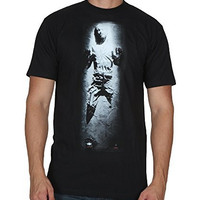 Star Wars Han Solo Carbonite Men's Black T-Shirt