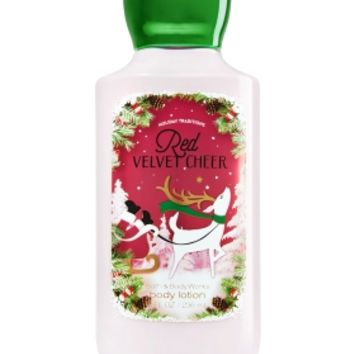 Body Lotion Red Velvet Cheer