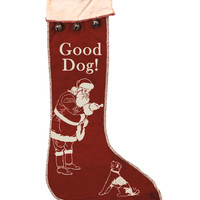 Good Dog Stocking
