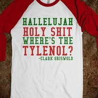 Christmas Vacation Tylenol