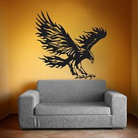 Eagle Wall Decor for Home Room Decals Sticker Vinyl Bedroom Art Murals Nursery Decal Interior Design Ah150