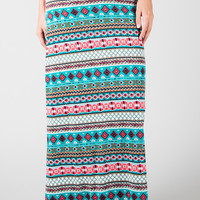 Day to Day Maxi Skirt - Multi