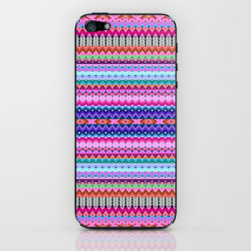 Mix #190 iPhone & iPod Skin by Ornaart | Society6