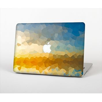 The Hammered Sunset Skin Set for the Apple MacBook Air 11""