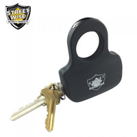 Streetwise Sting Ring 18,000,000 Stun Gun w/ Key Ring
