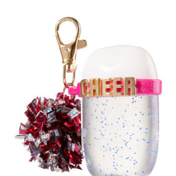 Pink Cheer Pom-Pom PocketBac Holder | Bath And Body Works