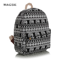 Fashion Canvas Casual Stylish Backpack = 4887688004