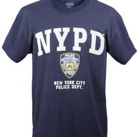 Officially Licensed NYPD T-shirt