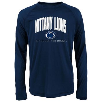 Penn State Nittany Lions Performance Tee - Boys 4-7, Size: