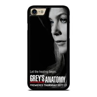 GREY'S ANATOMY MEREDITH iPhone 7 Case Cover