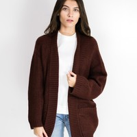 Kate Open Cardigan