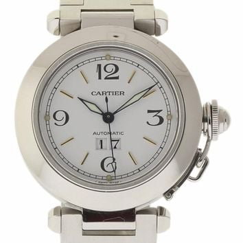 Cartier Pasha swiss-automatic womens Watch 2475 (Certified Pre-owned)