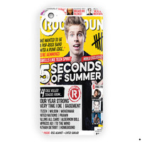 Luke Hemmings 5Sos Collage Perform For iPhone 5 / 5S / 5C Case