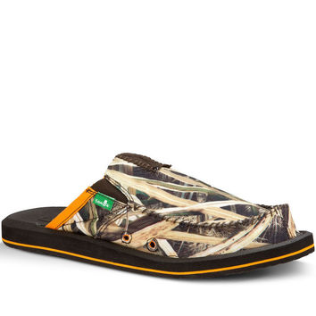 Sanuk You Got My Back II Blades Mossy Oak Sidewalk Surfers