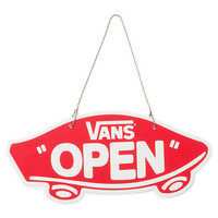 OTW Open Close Sign | Shop At Vans