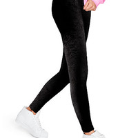 Velvet Legging - PINK - Victoria's Secret