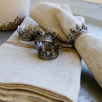 Lightly Linen napkin set