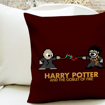 Harry Potter and The Goblet of Fire Pillow Cases