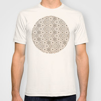 Colored circles T-shirt by Tony Vazquez