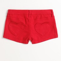 Sound & Matter Sweetheart Shorts - PacSun.com
