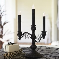 Glitter Flicker Candelabra | Pottery Barn Kids