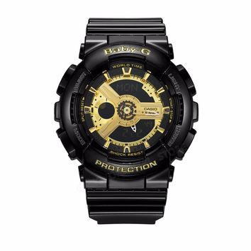 Waterproof LED Sports Watch Relogio Clock Gift High Qualiry Shockproof