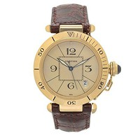 Cartier Pasha automatic-self-wind mens Watch 1020 (Certified Pre-owned)