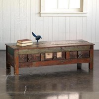 LAREDO LOW SLUNG TABLE