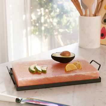 Himalayan Salt Cooking Slab | Urban Outfitters