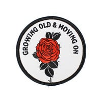 Growing Old Patch