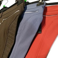 Equiline Ash Breeches Brown or Grey