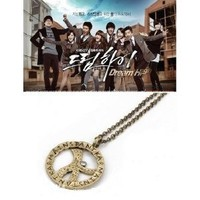 Korean Drama Dream High K Pendant Necklace