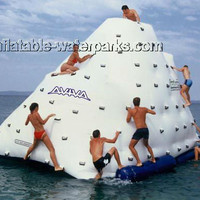 New&Hot inflatable water iceberg,View inflatable water iceberg,Fantasy Product Details from Guangzhou Langlun Decoration Material Co., Ltd. on Alibaba.com