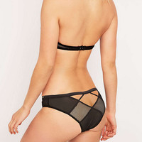 Bluebella Blake Black Knickers - Urban Outfitters