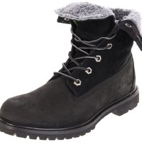 Timberland Women's Teddy Fleece Ankle Boot