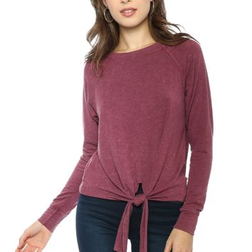 Jac Parker Easy Morning Pullover