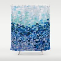:: Compote of the Sea :: Shower Curtain by :: GaleStorm Artworks ::