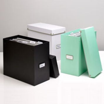 Frisco File Box