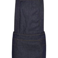 Victoria Beckham Denim - Stretch-denim mini dress