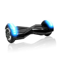Hoverboard Balance Scooter LED lights - Black