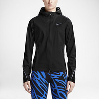 The Nike Hyper Shield Light Women's Running Jacket.