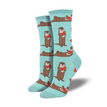 Ottermelon Socks