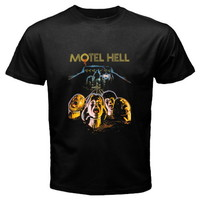 Motel Hell t-shirt size S,M, L ,XL, 2XL, 3XL, 4XL and 5XL