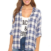 Amanda Flannel Shirt