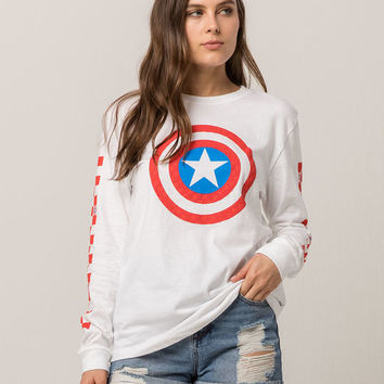 VANS x Marvel Captain Shields Womens Tee