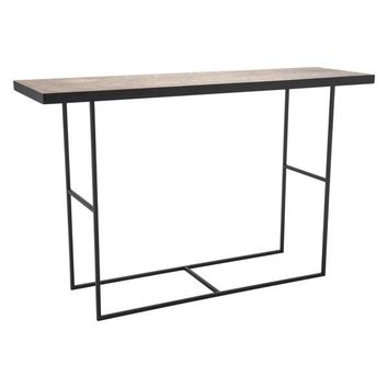 A10725 Forest Console Table Black