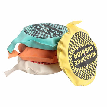 1Pcs Whoopee Cushion Jokes Gags Pranks Maker Trick Cushion Funny Toy Fart Sound Pad Random Color K5BO